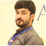 Sahibzada Shahzaib, Technical Expert